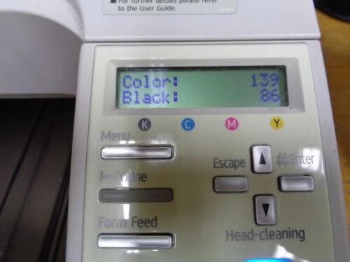 Ricoh Aficio GXe3300n Color Dye Sublimation Printer