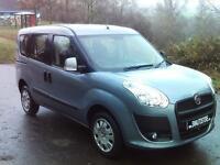 Fiat Doblo 1.4 16v ( 95bhp ) ( s/s ) 2013 MyLife