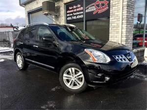 2012 Nissan Rogue SV AWD CAMERAS SIEGES CHAUFFANTS