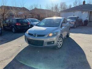 CERTIFIED 2007 Mazda CX-7 GS