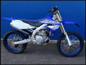 2019 Yamaha YZ450F Bungalow Cairns City Preview