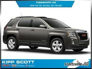 2013 GMC Terrain SLT-1 AWD, Heated Leather, Sunroof, Clean