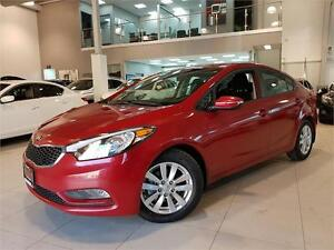 2015 Kia Forte 1.8L LX+-AUTOMATIC-BLUETOOTH-ONLY 64KM
