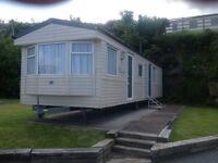 cheap caravan on Talacre Beach 5* park in north wales