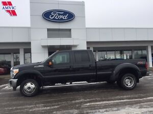 2015 Ford F350 Lariat Ultimate Dually only 12,100km!