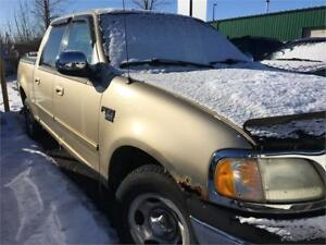 Ford F-150 PICKUP Automatic 2001
