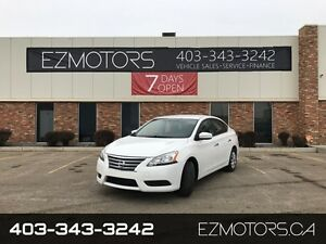 2013 Nissan Sentra S--LOW PRICE--WE FINANCE!