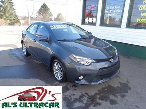 2014 Toyota Corolla LE LOADED for only $154 bi-weekly all in!