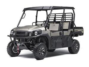 SAVE $$$$$ ON ALL KAWASAKI MULES ONLY AT G & G BROTHERS
