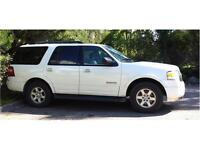 2008 EXPEDITION XLT 4X4 SEATS 8, Tow Pkg CLEAN BEAUTY $12,900
