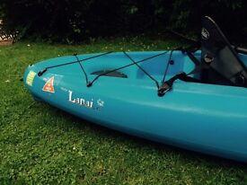 Hobie Lanai Kayak with seat & paddle