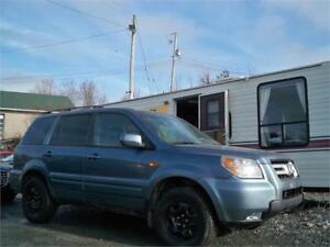 WINTER TIRES!!! 2007 Honda Pilot EX-L LEATHER ! 7 PASSENGER!