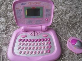 *Vtech My First Laptop - Pre-school educational toy* In good working order*