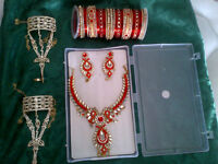 INDIAN BRIDAL JEWELLERY- different pieces