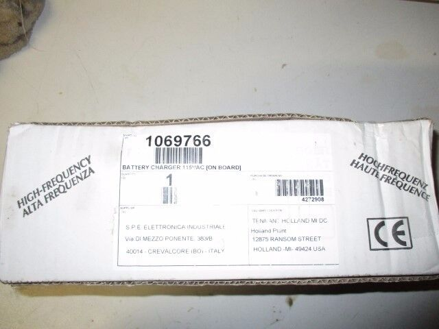 Tennant OEM# 9005738 24 volt onboard charger