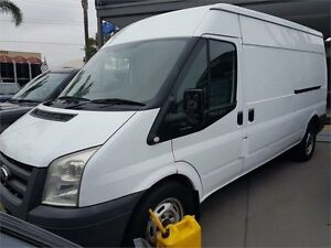 2008 Ford Transit White Manual Van Lansvale Liverpool Area Preview