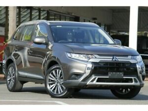 2018 Mitsubishi Outlander ZL MY18.5 LS AWD Brown 6 Speed Constant Variable Wagon