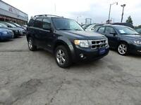 2008 Ford Escape LIMITED,NAVIGATION,BLUETOOTH,LEATHER,SUNROOF Mississauga / Peel Region Toronto (GTA) Preview