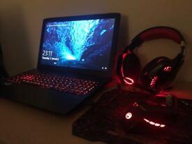"ASUS ROG GL552JX 15.6"" Gaming Laptop Core I7-4720HQ 8GB RAM, 750GB + 128GB SSHD"