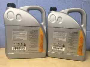 10l genuine mercedes benz 5w30 engine oil low ash saps mb