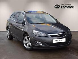 2011 VAUXHALL ASTRA DIESEL SPORTS TOURE