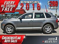 2010 Porsche Cayenne W/ Heated Leather-AWD-Sunroof