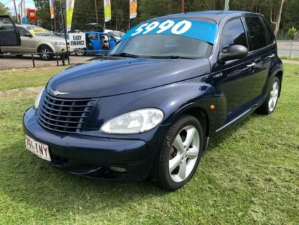 2004 Chrysler PT Cruiser MY05 Upgrade Grand Tourer 5 Speed Manual Hatchback Clontarf Redcliffe Area Preview
