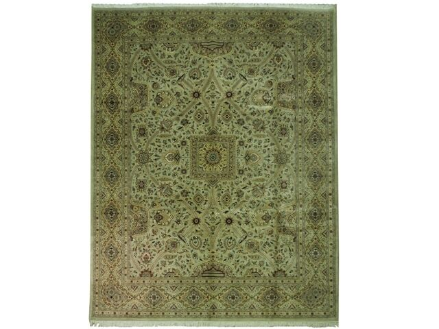9x12 Fine Weave Signed Top Quality Rug