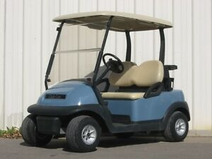 2011 Club Car Precedent Golf Cart (Elec.)