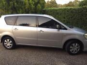 2006 TOYOTA AVENSIS VERSO ACM21R GLX Automatic Coorparoo Brisbane South East Preview