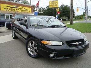 2000 Chrysler Sebring JXi,Convertible,LEATHER,CHROME RIMS