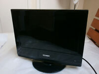 "Technika 15.4"" HD Ready LCD TV with Freeview"