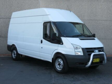 2006 Ford Transit VM Mid (LWB) White 6 Speed Manual Van Condell Park Bankstown Area Preview