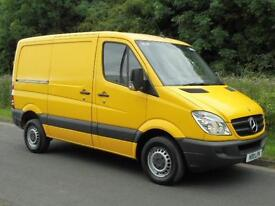 2011(11) MERCEDES SPRINTER 313 SWB LOW ROOF, AIR CON, TWIN SIDE DOORS, RARE!!!!