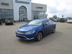 2016 Chrysler 200C 3.6L, Brake Assist, Traction Control, Push t