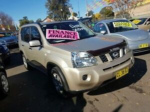 2009 Nissan X-Trail T31 ST (4x4) Gold 6 Speed CVT Auto Sequential Wagon Campbelltown Campbelltown Area Preview