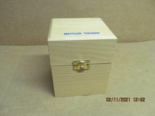 Mettler Toledo 2kg Precision Test Weight # 158491