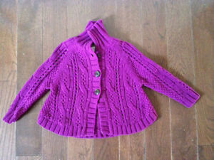 A pair of Jeans and Sweater (size 2T)