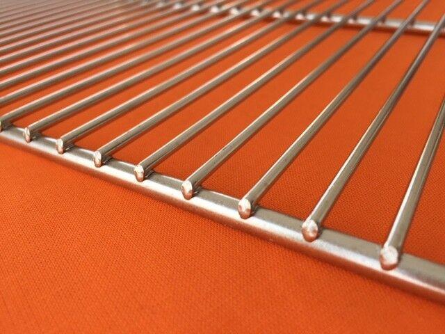 GRILLROST ROST BBQ EDELSTAHL ERSATZROST 54x34 60x40 67x40 cm *inkl.Versand*