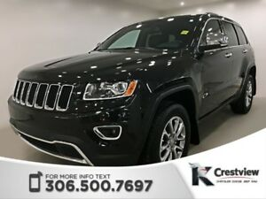 2015 Jeep Grand Cherokee Limited V6 | Sunroof | Navigation