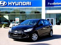 2012 Hyundai Accent GL Manual Hatchback