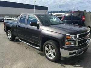 2015 Chevrolet Silverado LT Z71 double cab 4x4 loaded
