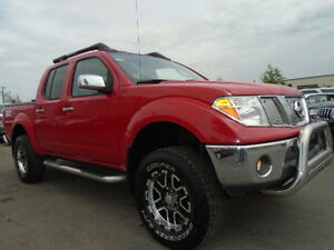 LIFTED--2005 Nissan Frontier CREWCAB 4X4-4.0L V6--NISMO EDITION