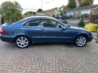 Mercedes-Benz, CLK, Coupe, 2002, Semi-Auto, 3199 (cc), 2 doors