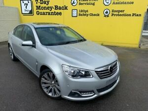 2015 Holden Calais VF MY15 V Silver 6 Speed Sports Automatic Sedan Invermay Launceston Area Preview