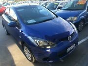 2007 Mazda 2 DE Neo 5 Speed Manual Hatchback St James Victoria Park Area Preview