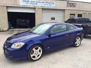 2007 Chevrolet Cobalt SS Supercharged-LEATHER-LOADED-ALLOYS
