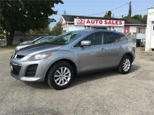 2011 Mazda CX-7 Leather/Roof/BlueTooth/Loaded/Certified