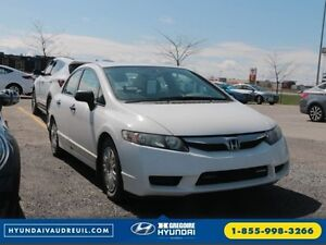 2009 Honda Civic Sdn DX MAN A/C