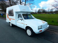 1995 N'reg Citroen C15d Romahome Hightop **New Upholstery/ Curtains**